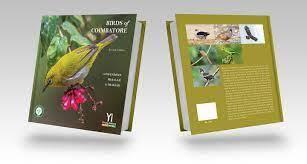 Birds of Coimbatore Book byBalaji