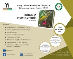 Birds of Coimbatore Book Content